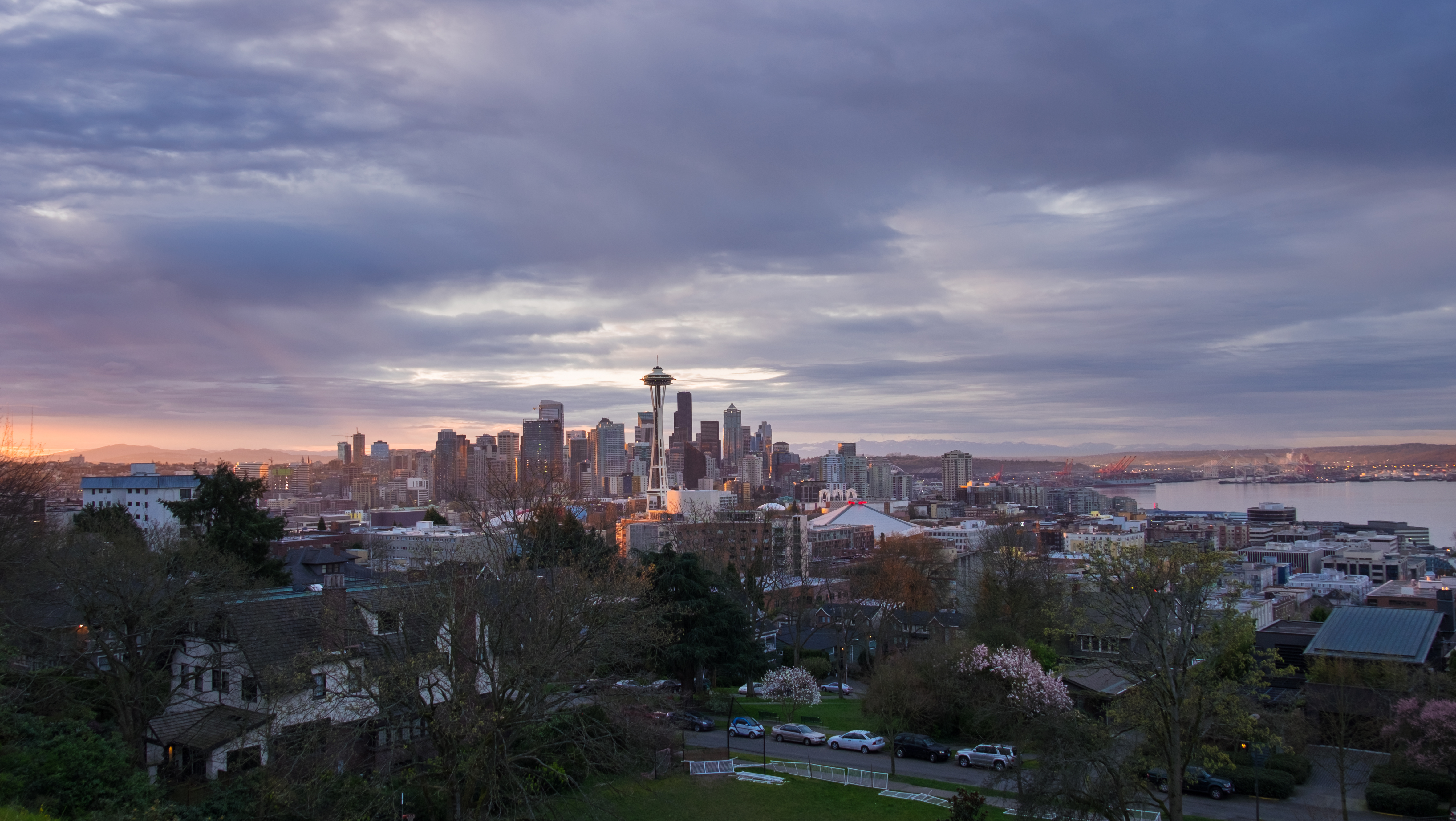 How to Spend One Fine Day in Seattle