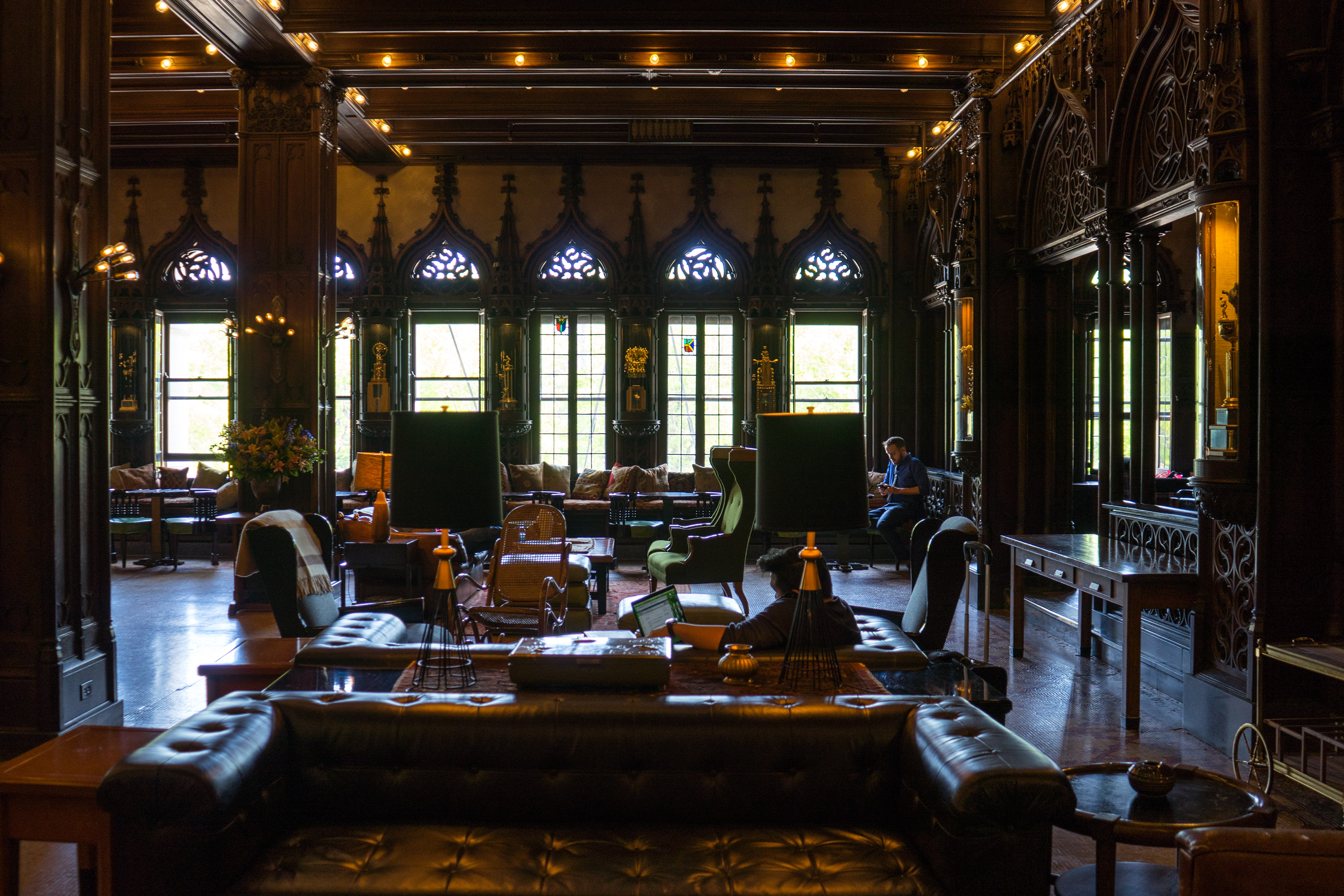 Checking Into Chicago's Hottest Hotel, the Chicago Athletic Association