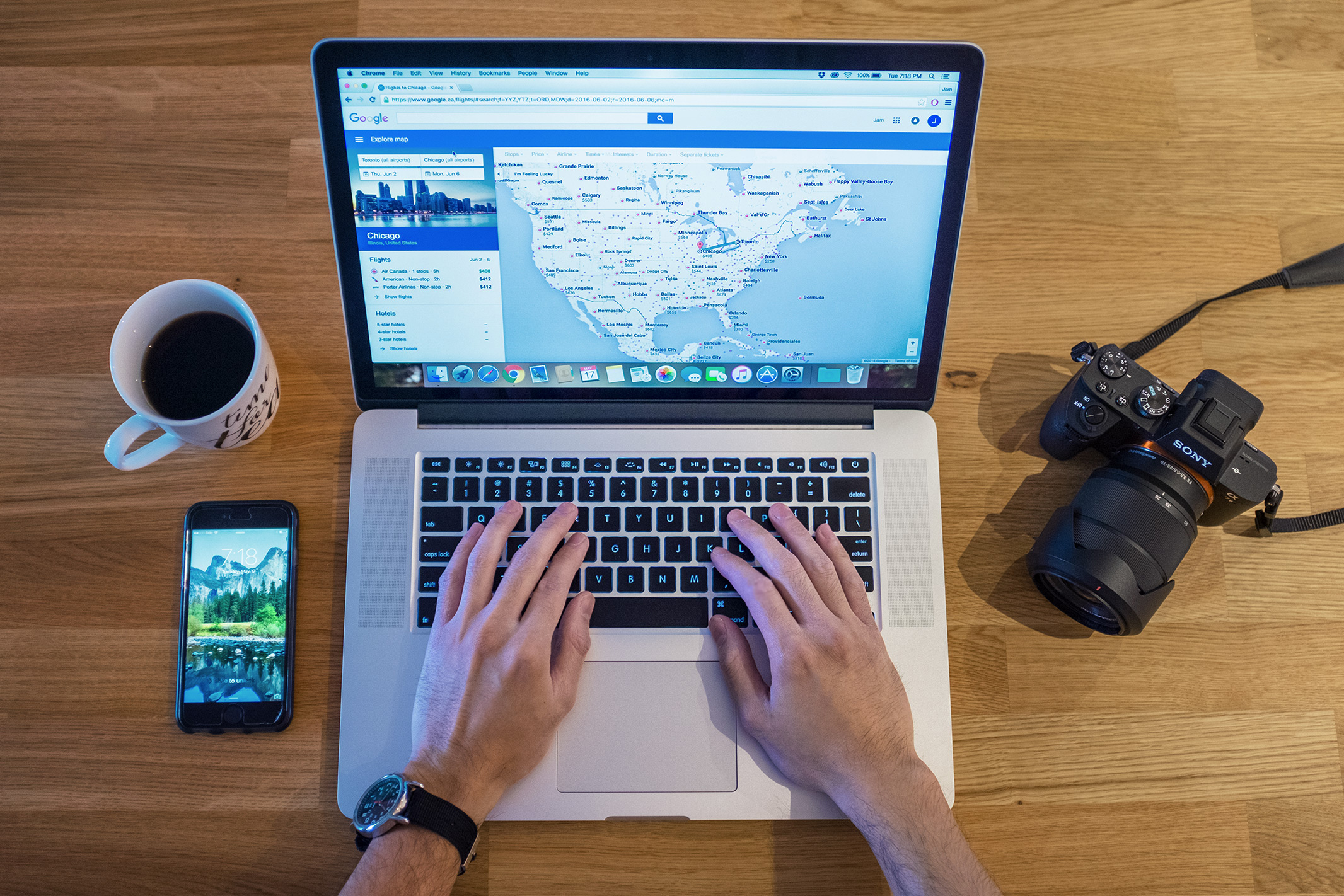 5 Apps & Websites To Use to When Planning Your Next Adventure