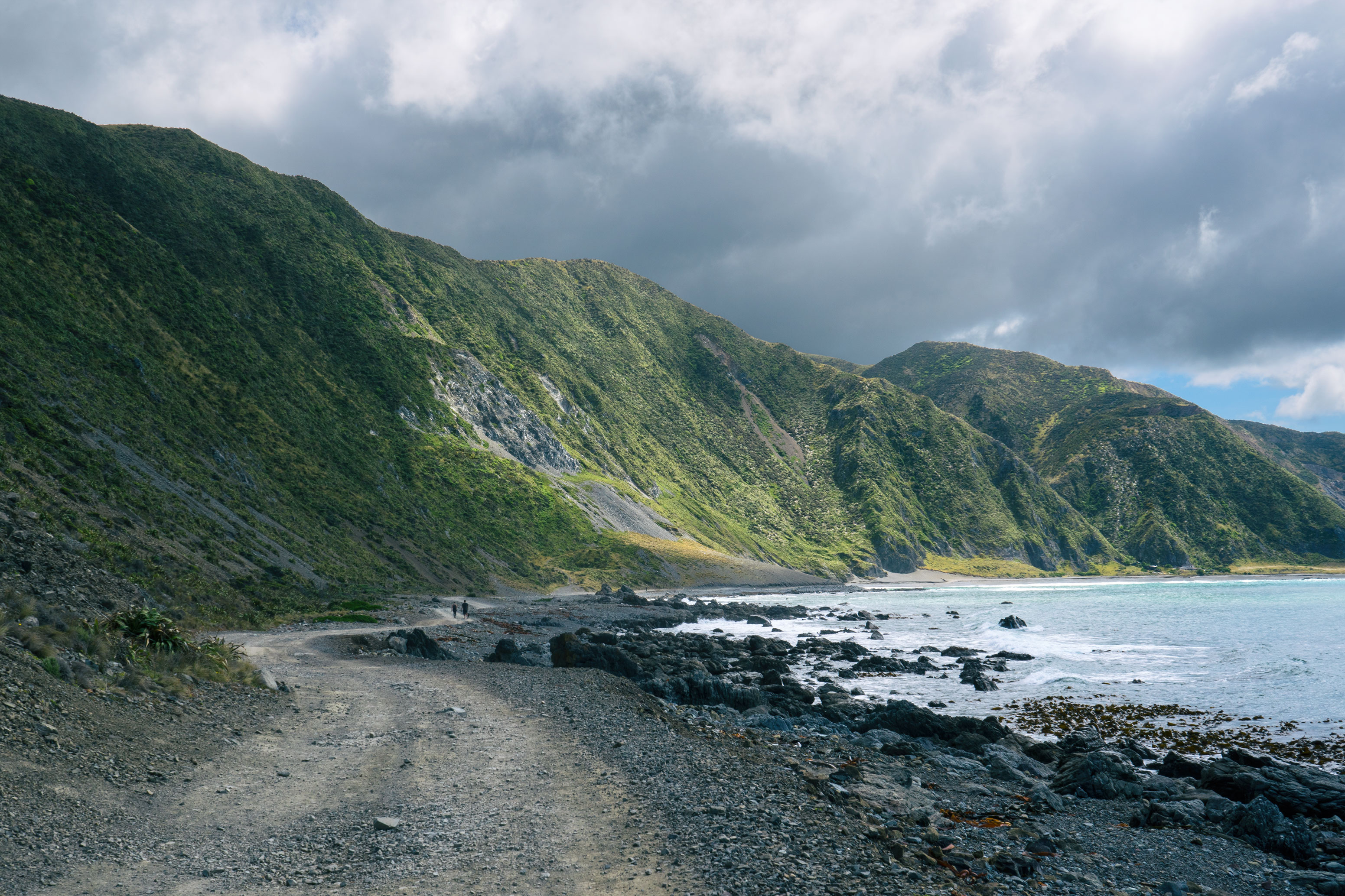 Incredible Owhiro Bay, Wellington's Rugged South Coast – A Photo Diary