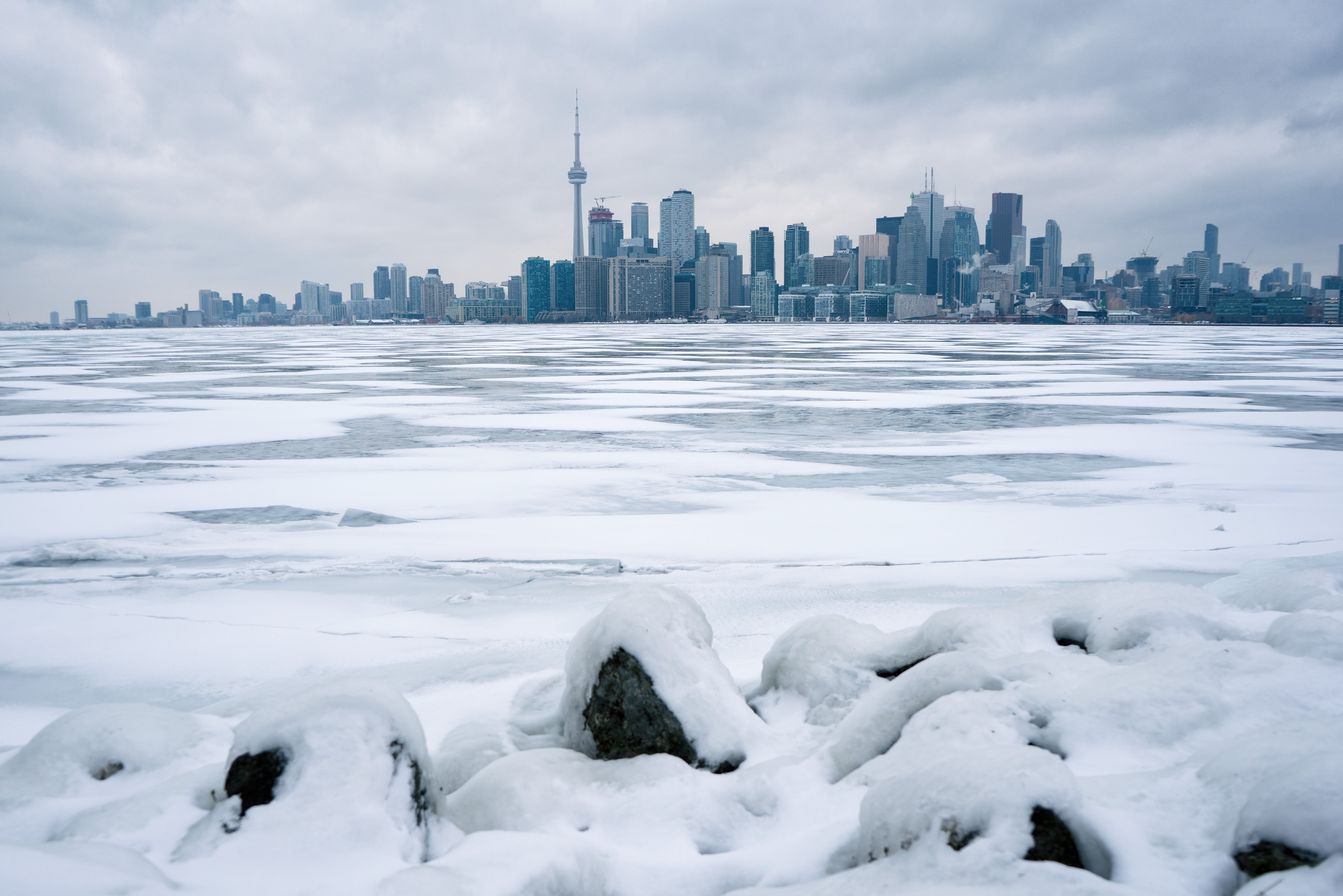 Embracing Winter in Toronto – A Photo Diary